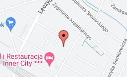 Mapa z lokalizacj� firmy