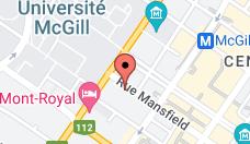 Plan de l'adresse de l'entreprise
