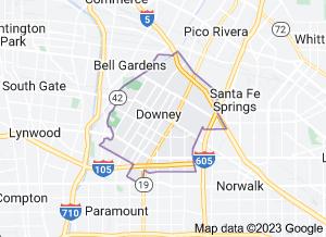 Downey, CA