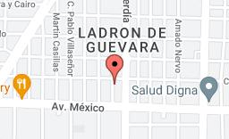 Mapa de la ubicación de StudioDental