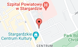 Mapa z lokalizacj± firmy