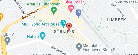 Penetratietests van WhiteHats - bedrijfslocatie in Google Maps