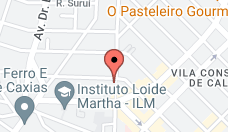 Mapa de localização da empresa
