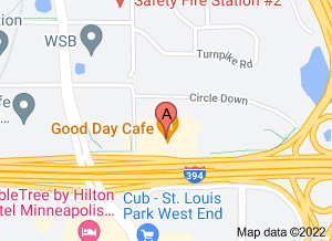 Good Day Cafe • Bad Day Bar • Golden Valley-St. Louis Park (Minneapolis)