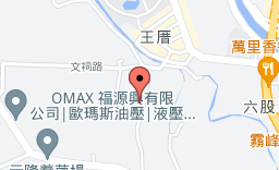 商家位置的地圖