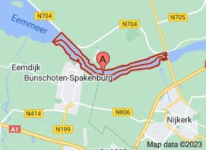 Kaart Google Maps