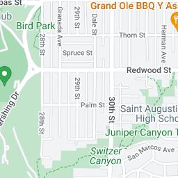 Choose Your Own Street Light Adventure Voice Of San Diego - Street light map us